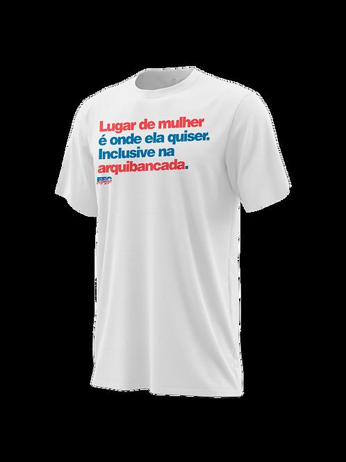 LUGAR DE MULHER