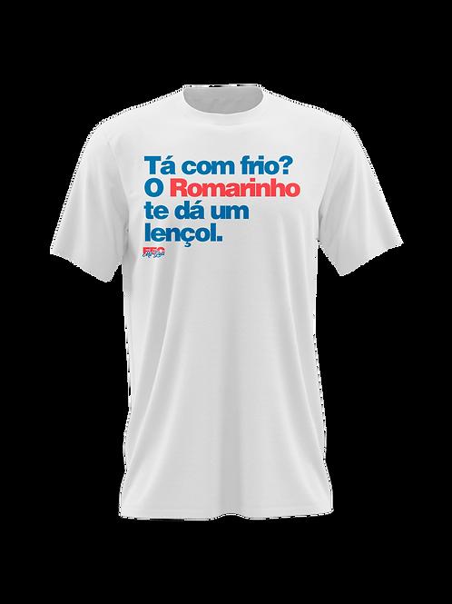 TÁ COM FRIO?