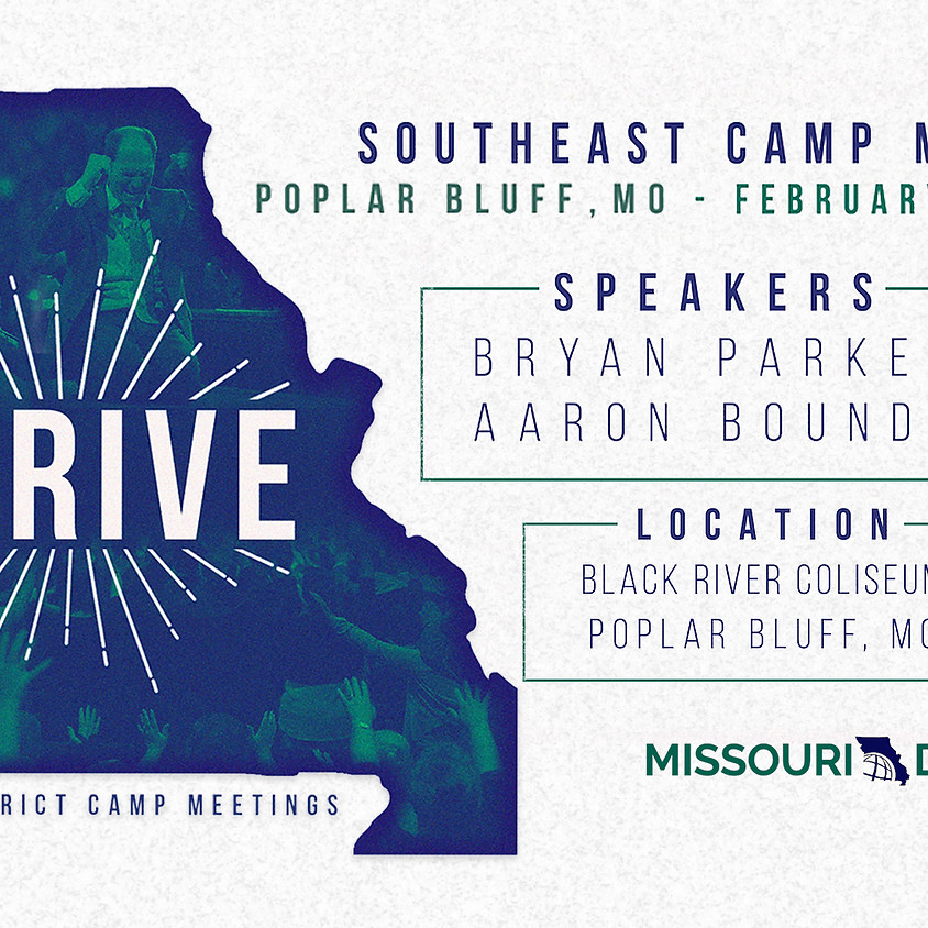 Thrive - Southeast Camp Meeting