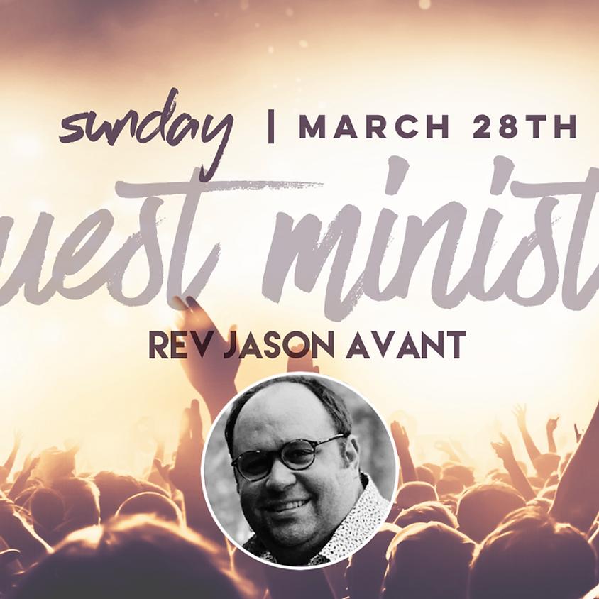 Guest Ministry Rev Avant
