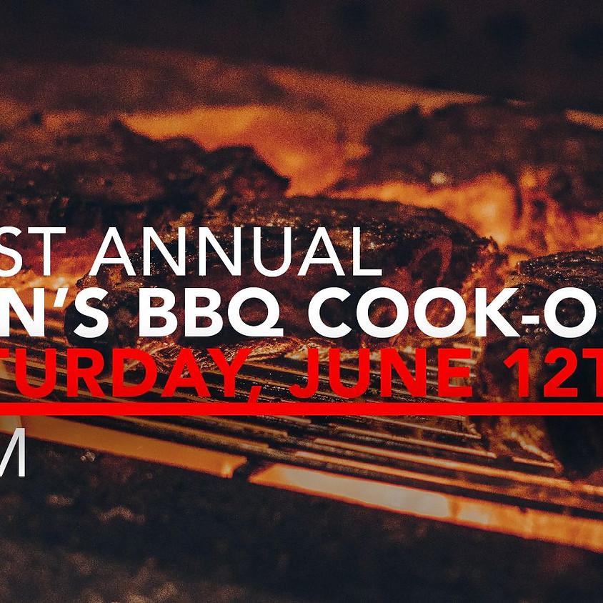 Men's BBQ Cook-off