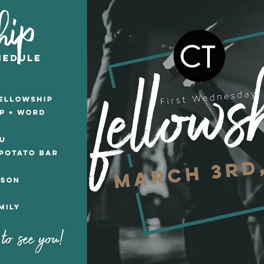 CT First Wednesday Fellowship
