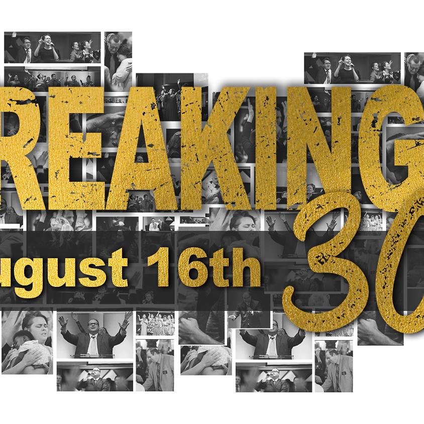 Break 300 Sunday