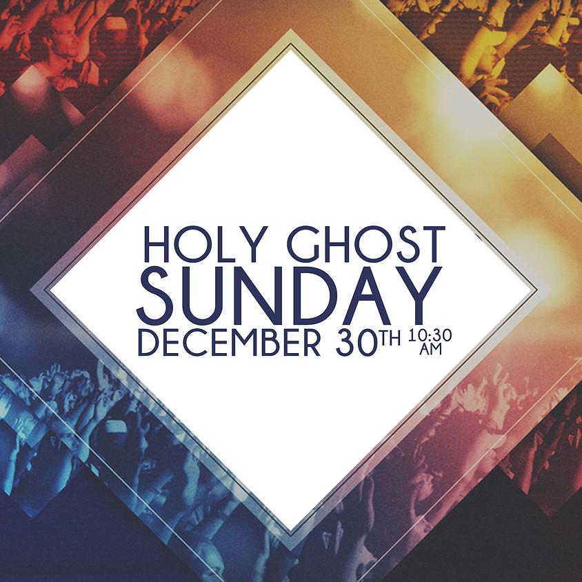 Holy Ghost Sunday!