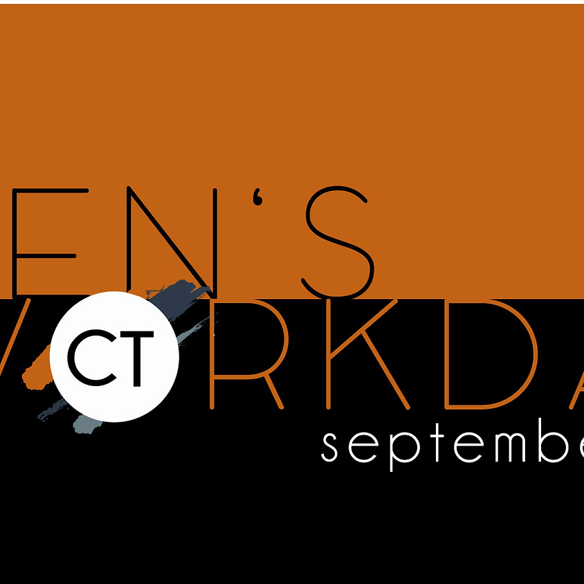 CT Men's Workday September 8th