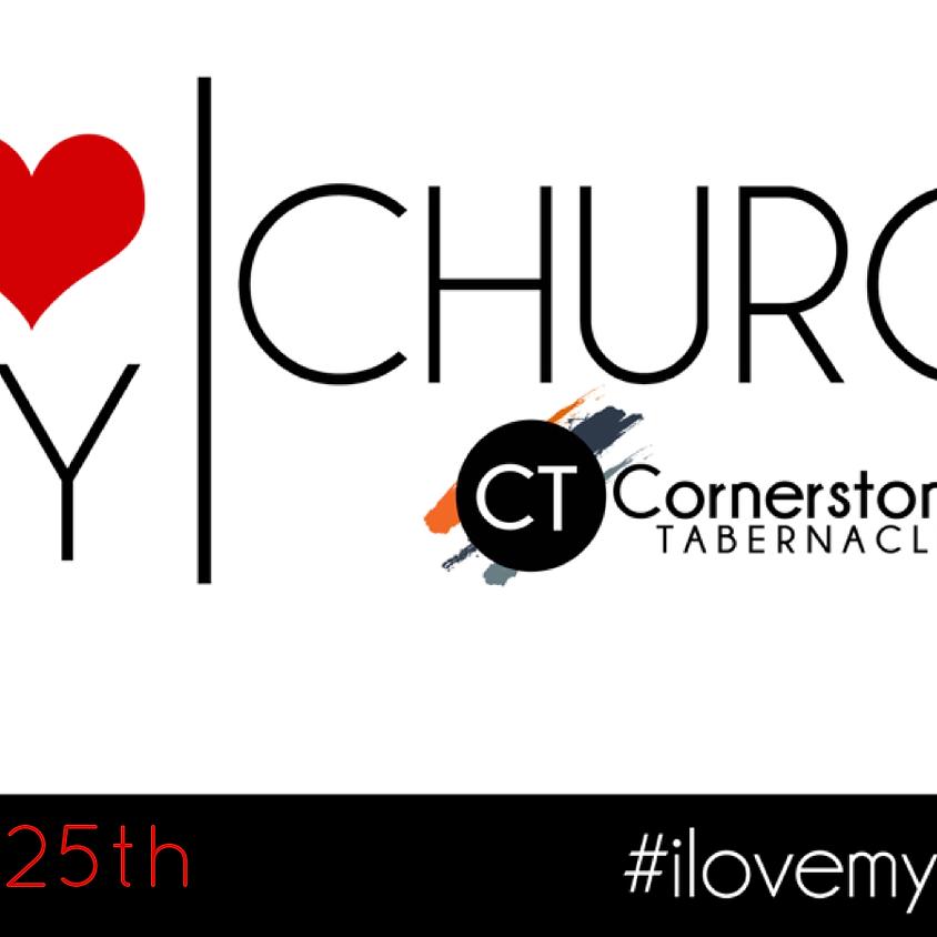I Love My Church Sunday!