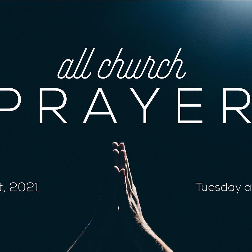 CT Prayer