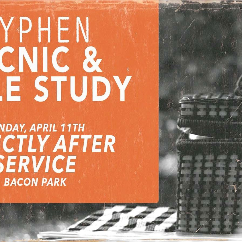 Hyphen Picnic and Bible Study