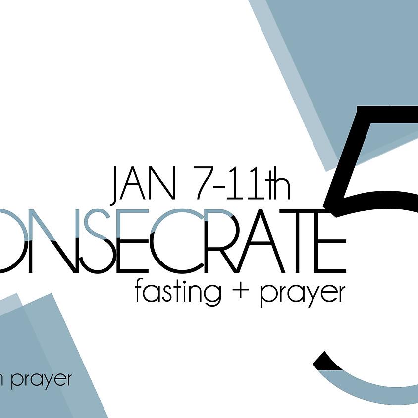 Consecrate 5