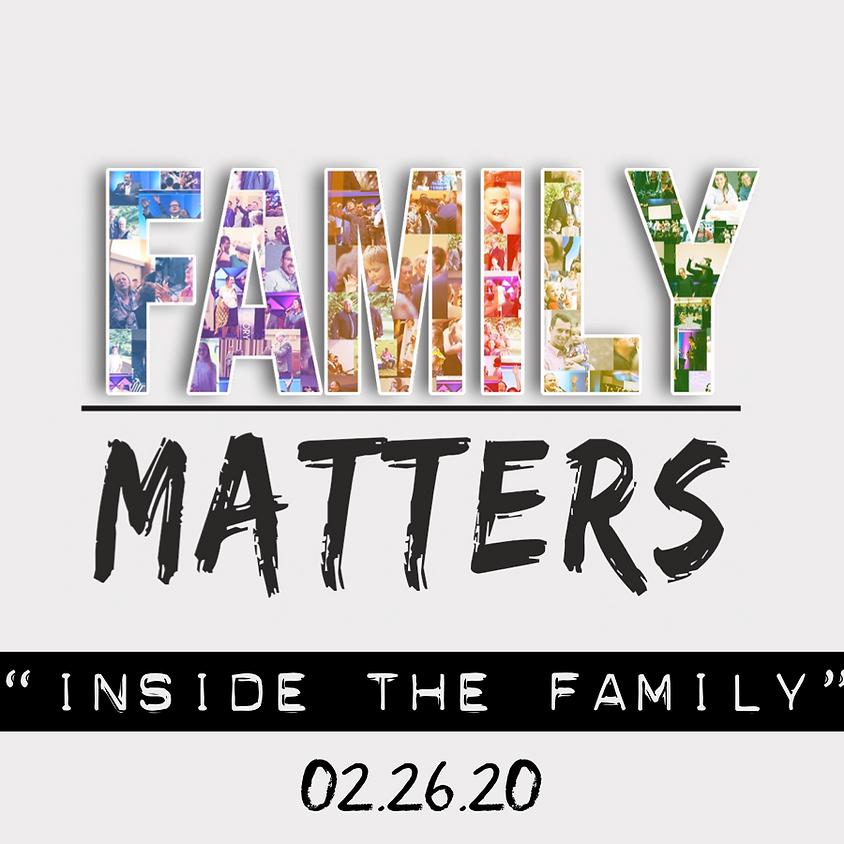 Family Matters | Inside the Family