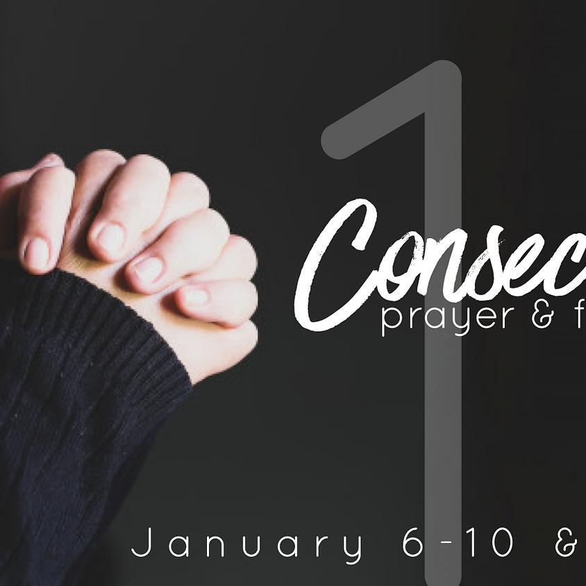 Consecrate 10