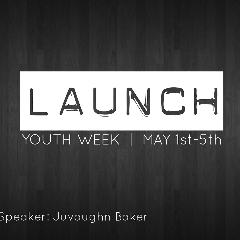 Launch Youth Week