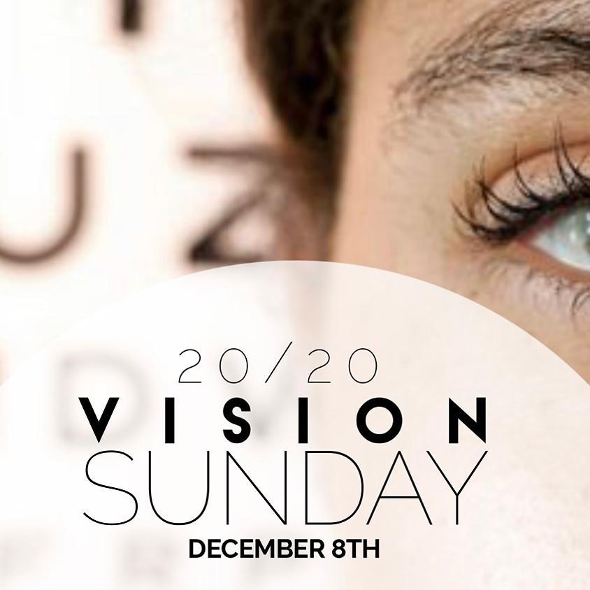 20/20 Vision Sunday