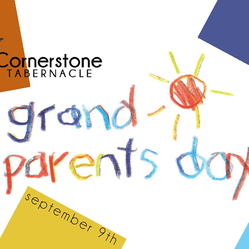CT Grandparents Day!