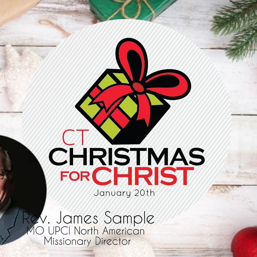 Christmas for Christ Service
