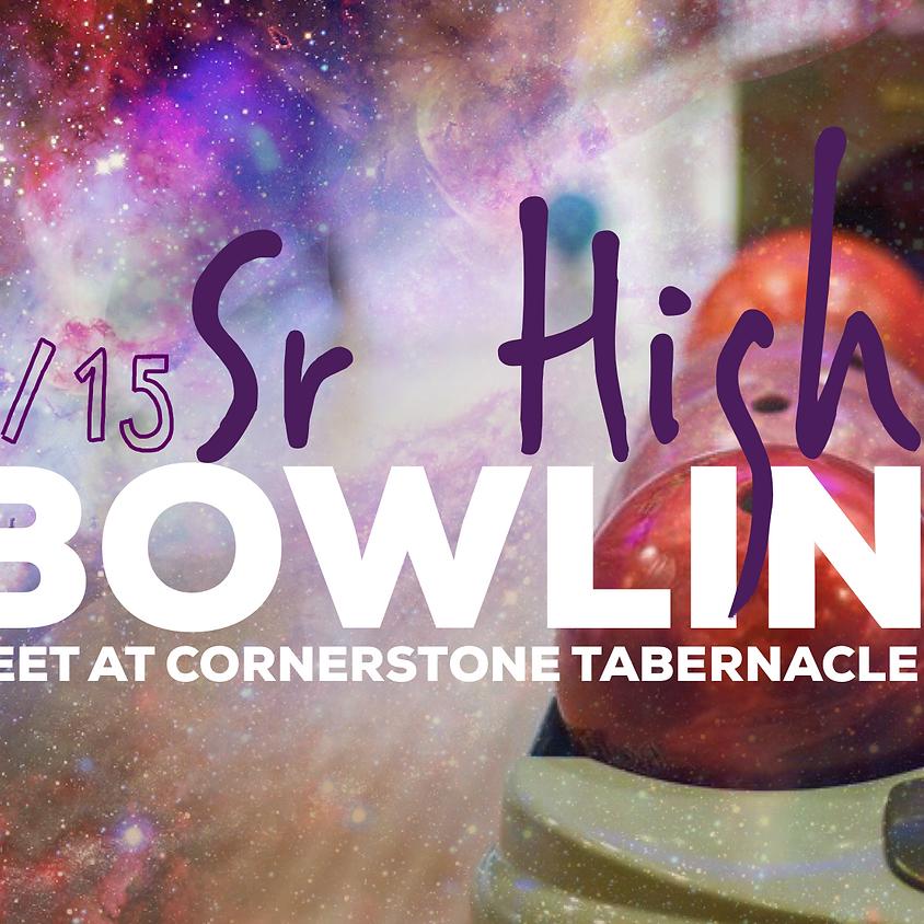 Sr High Bowling Night