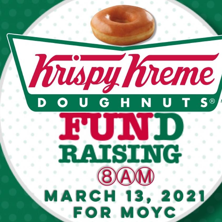 Krispy Kreme ECHO Fundraiser