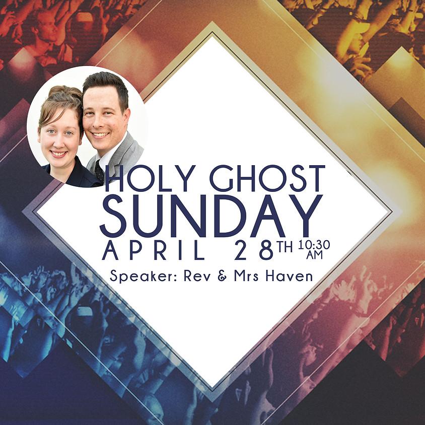 Holy Ghost Sunday