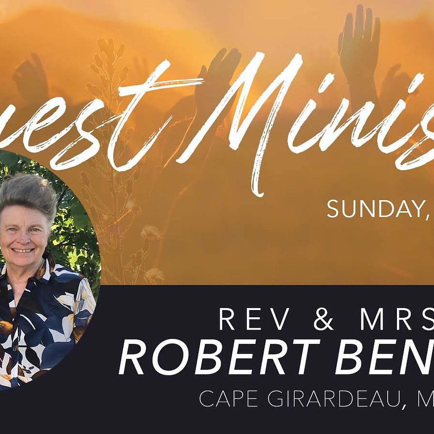 Guest Ministry Service