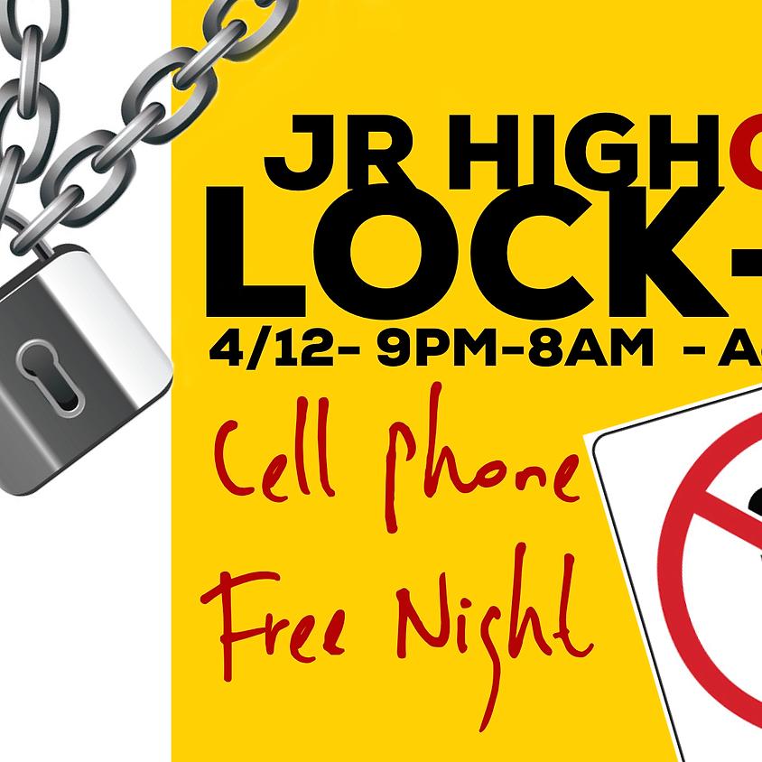 Jr High Lock-In
