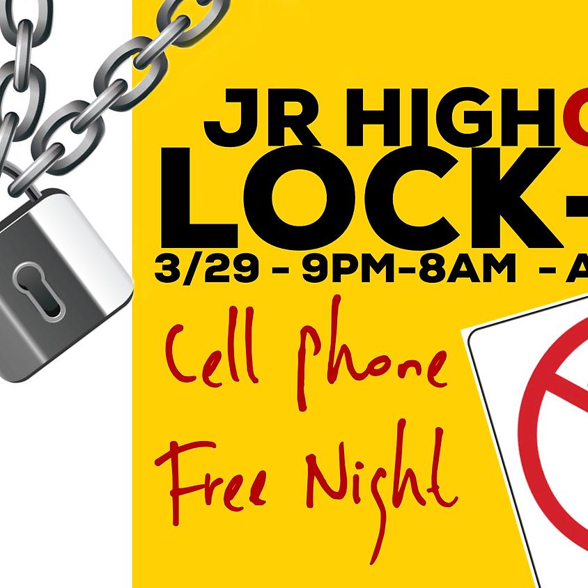 Jr High Guys Lock-In