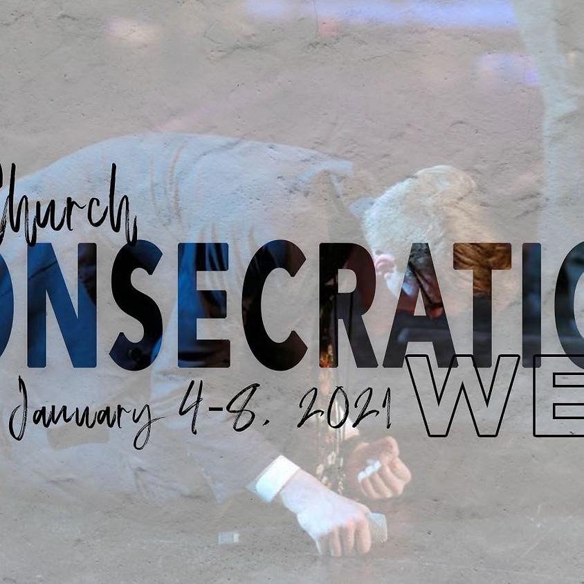 All Church Consecration Week