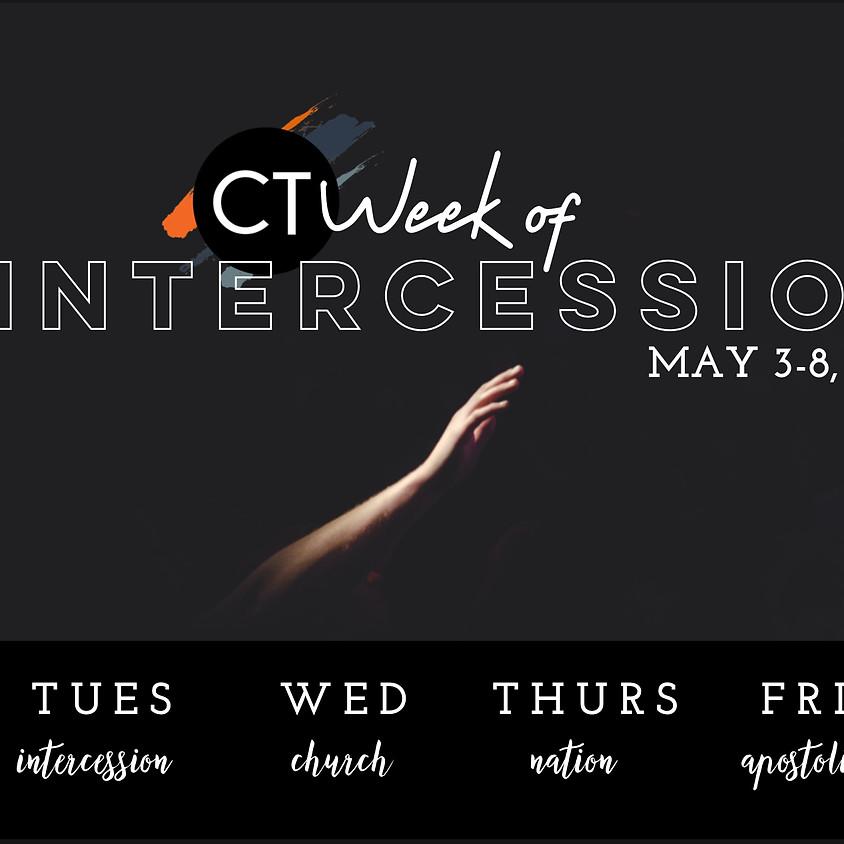 Week of Intercession