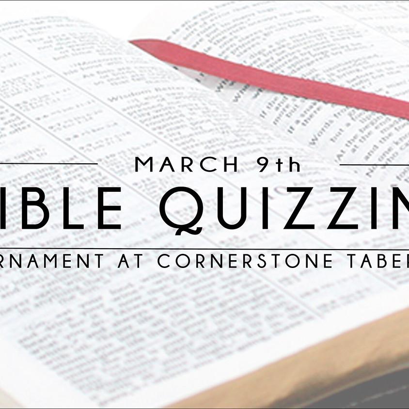 Bible Quiz at Cornerstone