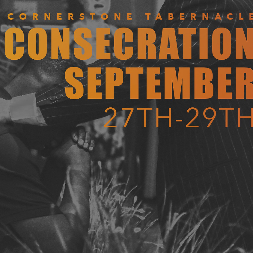 CT Consecration