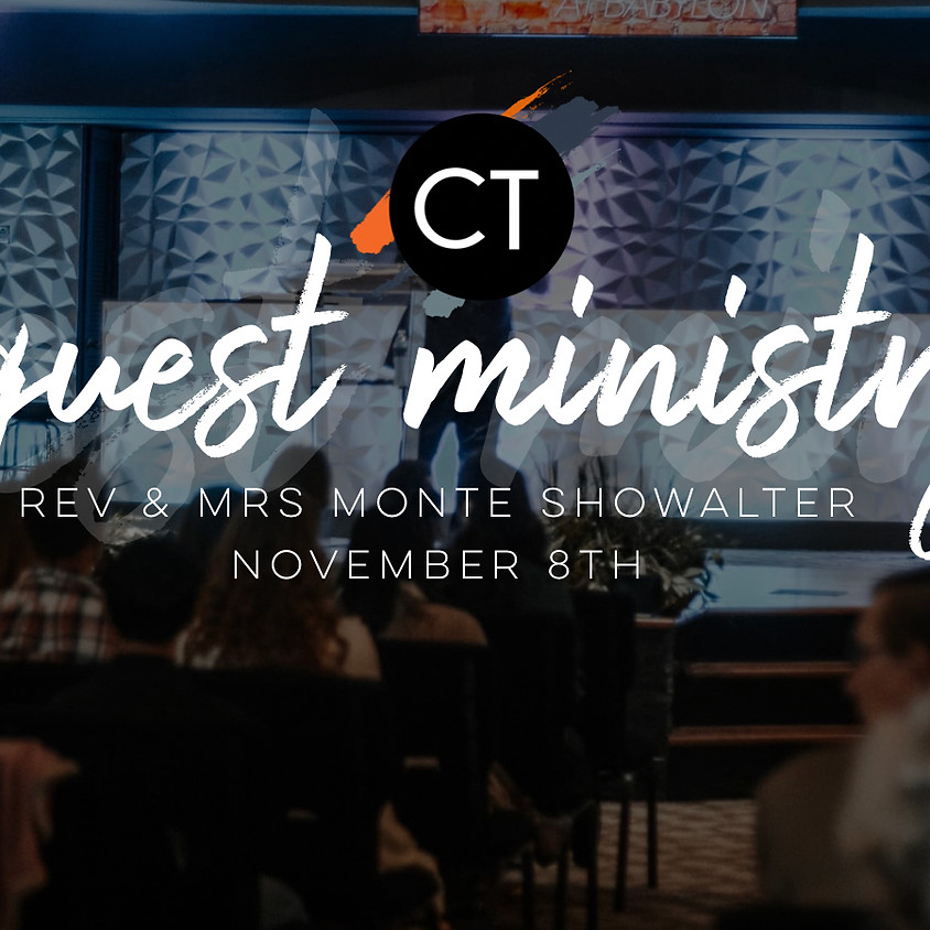 Guest Ministry