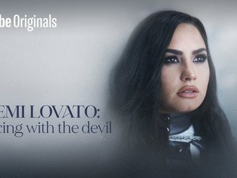 Demi Lovato's haunting 'Dancing With the Devil' video recreates an overdose night.