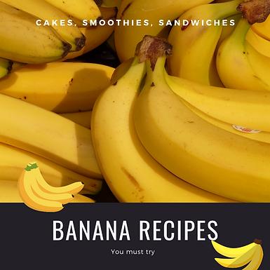 Banana B..ecipes....