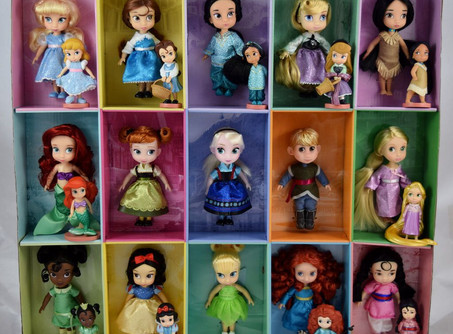 Most Extravagant Princess Miniatures You Can Easily Find Online