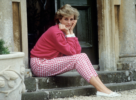 Amazing Facts about Princess Diana