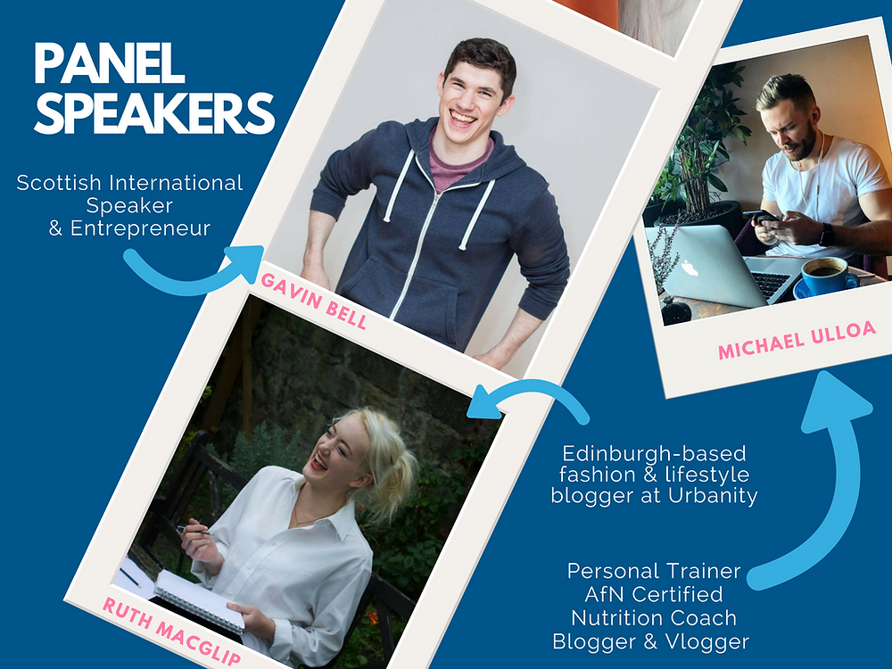 Braw Blogger Events Speakers
