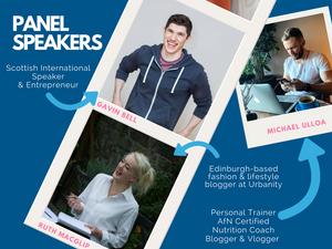 Braw Blogger Events Speakers