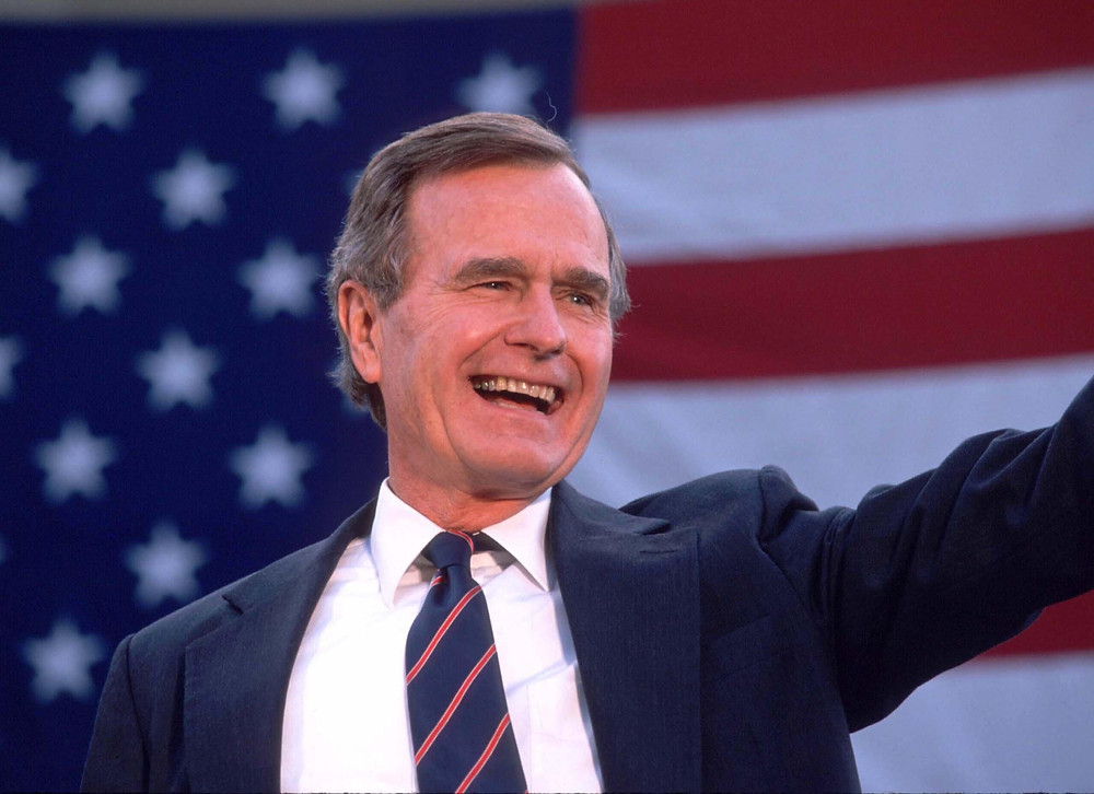 George H. W. Bush's Passing and Funeral On November 20,