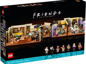 The LEGO Friends apartment kit is available for pre-order, and here's how to get it.