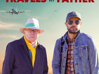 What is the latest Netflix show by Jack Whitehall Traveling with My Father?