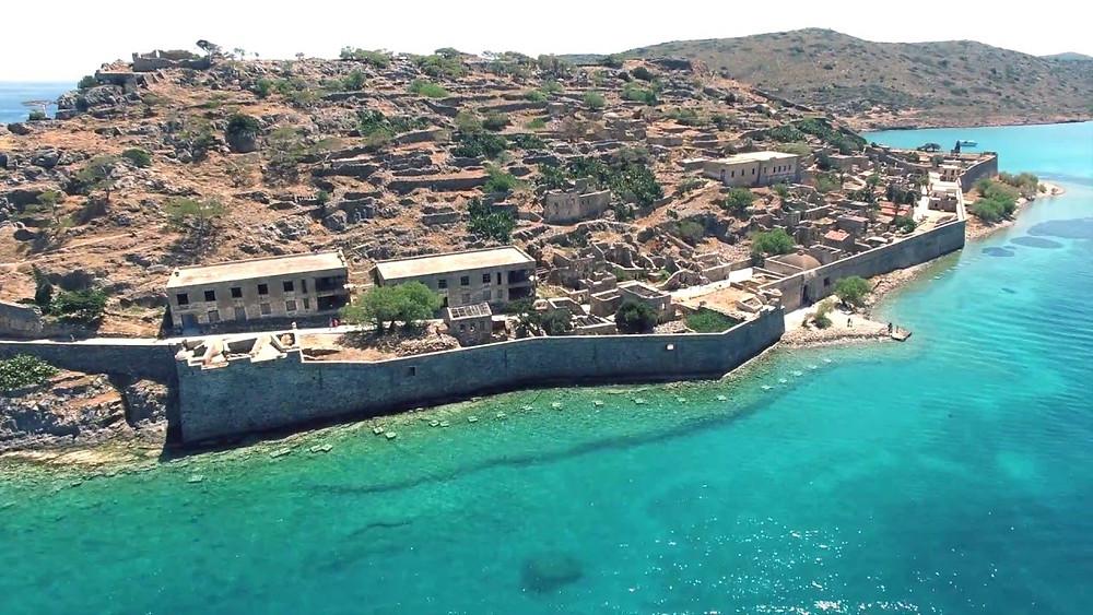 Greece - The island of Spinalonga