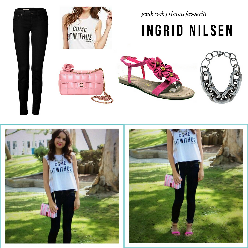 ingrid nilsen - nailed it