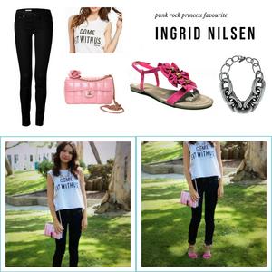 ingrid nilsen - nailed it