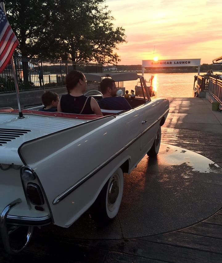 Boathouse - Boat ride