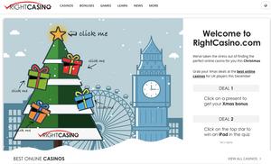No-deposit bonuses - Right Casino - Christmas