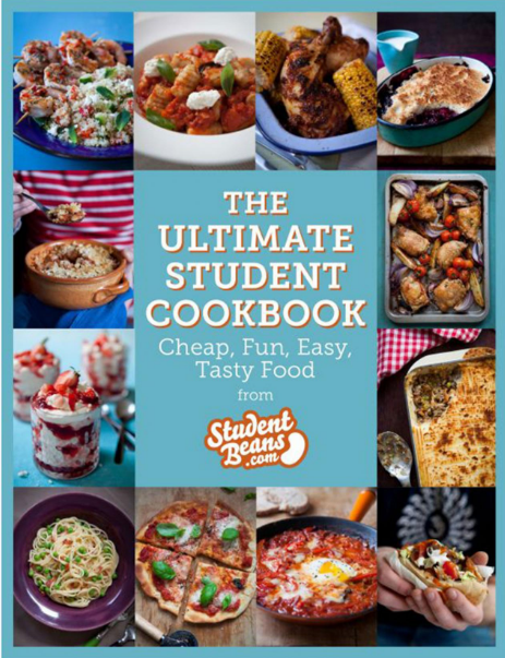 The Ultimate Student cookbook: Cheap