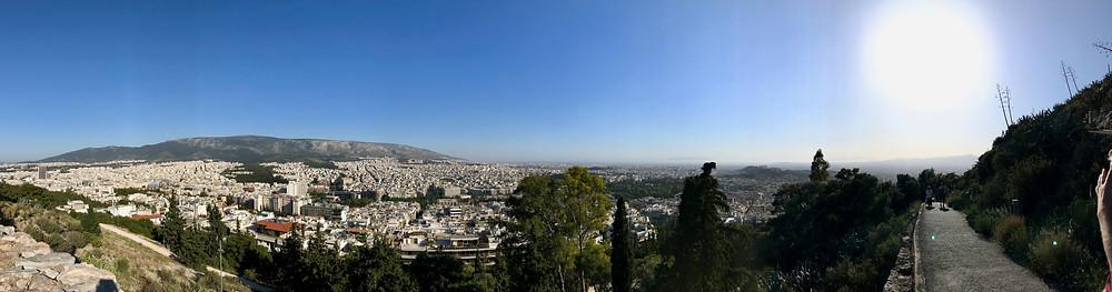 Άλσος Λυκαβηττού, Athens, Greece