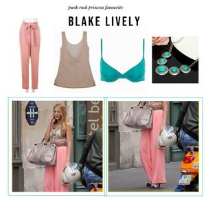 Blake lively - gossip girl