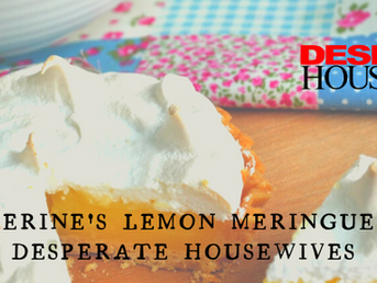 Dig Into Desperate Housewives Recipes