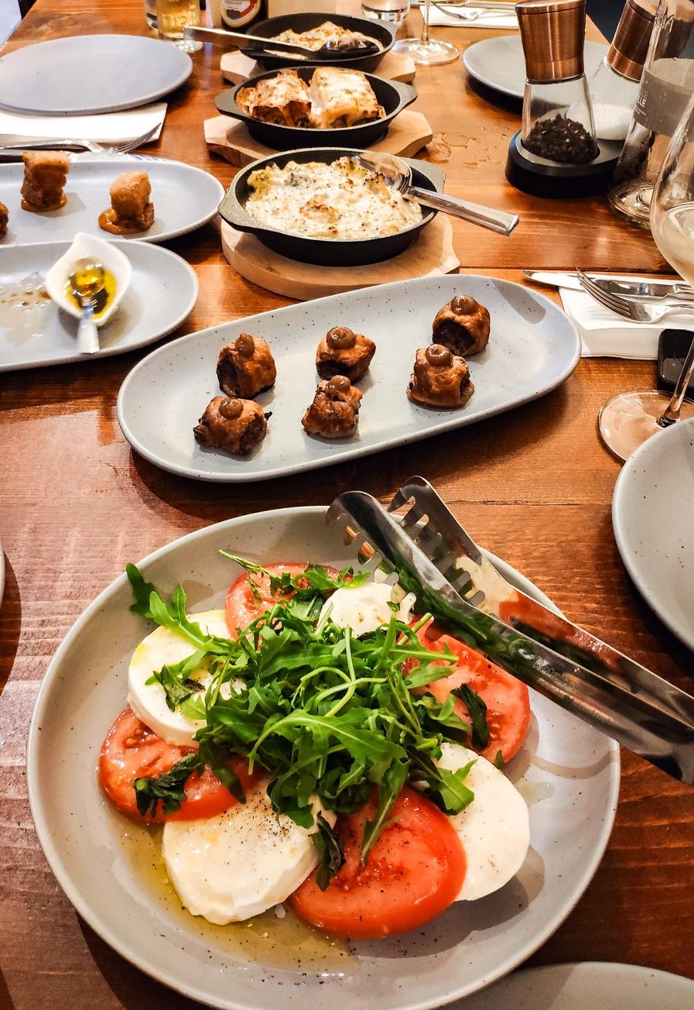 The Lucky Goose Restaurant in MaltaWow MAlta