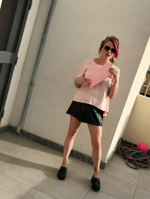 femme luxe high waist shorts